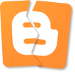 Broken Blogger Logo